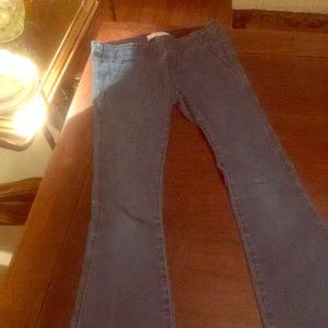 Free People size 26 flare skinny's